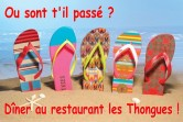 Photo du restaurant LES THONGUES